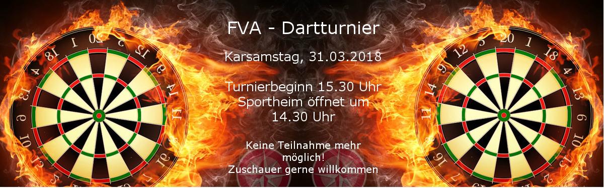 FVA-Dartturnier
